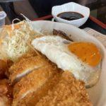 我那覇豚肉店 カフーナ旭橋のランチ!日替わり、定食、しゃぶしゃぶとメニューが豊富!