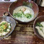 【沖縄・豊見城】濃厚クリーミーな鶏白湯ラーメンが絶品!「鶏白湯らーめん鶏寅」