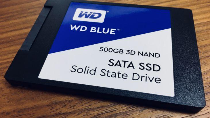 増設したSSDが認識されない!?たったの5分で表示させる方法をご紹介!