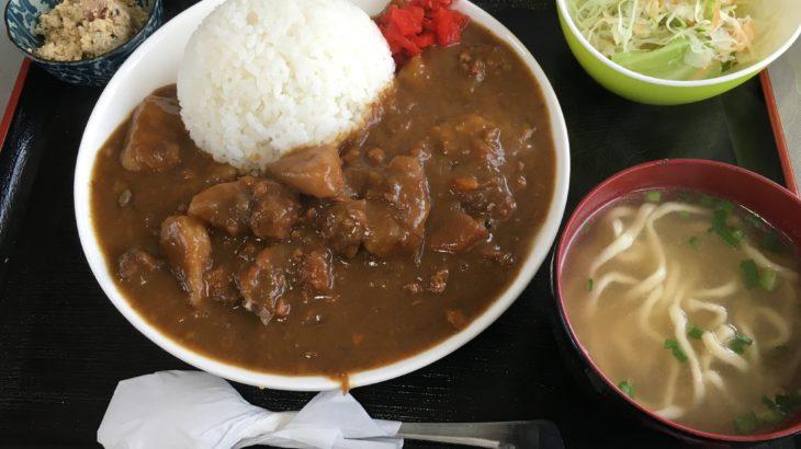 沖縄・金武「嘉海食堂」安くてボリューム満点の沖縄らしい食堂
