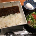 沖縄・那覇 「わたんじ 通堂町」の和牛を使用しているこだわりの牛すじカレーを食べてきた